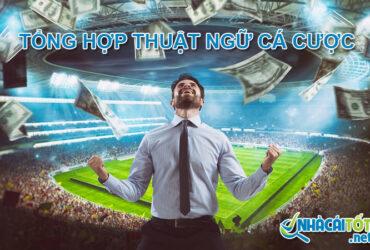 Những thuật ngữ cá cược bóng đá cần biết
