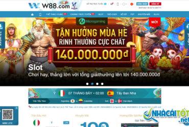 Một trong các nhà ái uy tín nhất Việt Nam là W88