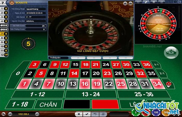 Chiến thuật Martingale được biết đến là mẹo chơi roulette hiệu quả