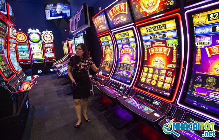 Các thể loại game slot đổi thưởng