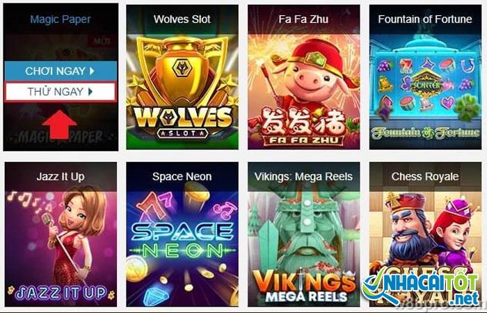 Các thuật ngữ thường dùng trong game slot đổi thưởng