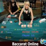 Baccarat online và luật chơi bài baccarat