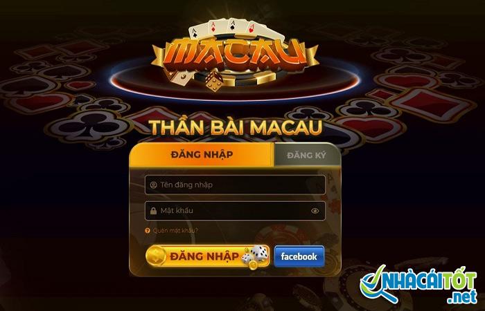 Chơi game bài sâm lốc tại nhà cái Macau.club