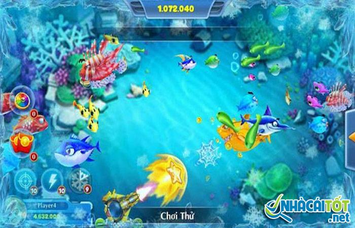 Cách chơi game bắn cá miễn phí cho người mới bắt đầu
