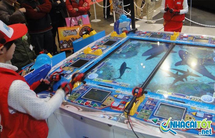 Trò chơi bắn cá truyền thống – máy bắn cá