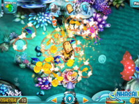 Đồ họa đẹp mắt hu hút người chơi game bắn cá
