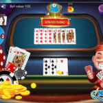 Game đánh bài tiến lên ăn tiền hiện đại