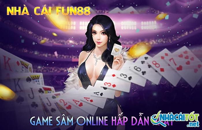 Nhà cái đánh bài tiến lên miền nam online uy tín Fun88