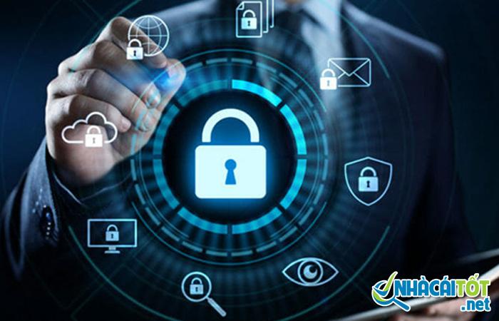 Casino online uy tín luôn đặt bảo mật lên hàng đầu